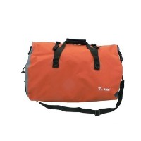 JR GEAR(ジェイアール ギア) Roll-Top Vinyl Duffel 65 PRD065 20/レッド