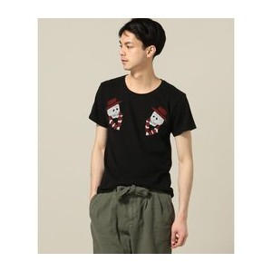 PIG&ROOSTER / ピッグ&ルースター: SKULL-Tシャツ【ジャーナルスタンダード/JOURNAL STANDARD Tシャツ・カットソー】