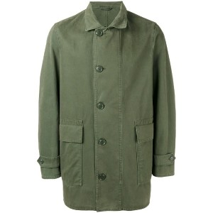Aspesi - patch pocket jacket - men - コットン - XL
