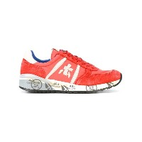 Premiata White - lace up trainers - women - レザー/ナイロン/rubber - 36