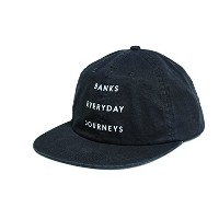 BANKS EVERYDAY JOURNEYS HAT バンクス キャップ