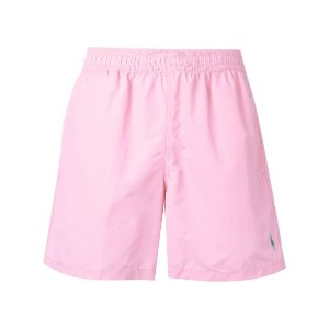 Polo Ralph Lauren - logo embroidered swim shorts - men - ナイロン/ポリエステル - S
