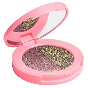 Lime Crime Superfoil Water-Activated Metallic Eyeshadow Duo - Electric / Barbarella