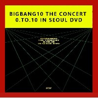 BIGBANG10 THE CONCERT 0.TO.10 IN SEOUL DVD-BOX 5枚組(3DVD+2CD)日本語字幕