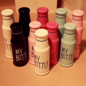 【My bottle】 thermo (2015新作・新品) おしゃれプレゼントTODAYS SPECIAL サーモ 水筒(350ml=420ml/500ml=550ml)