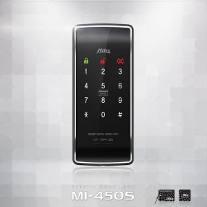 MILRE Digital Smart Door lock Key Less Touch MI-450S