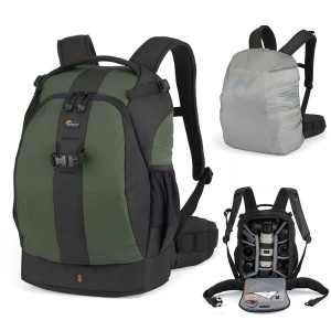 100% NEW Lowepro Flipside 400 AW Digital SLR Camera Photo Bag Backpacks with ALL Weather Cover for...