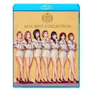 【Blu-ray】☆★AOA 2017 BEST COLLECTION★BING BING EXCUSE ME GOOD LUCK HEART ATTACK Like A Cat