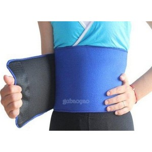 hot sale new fashion Waist Trimmer Wrap Fitness Fat Cellulite Burner Slimming Body Shaper Waist Belt