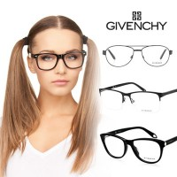 Givenchy Glasses Frames / Free delivery / Frames / glasses / fashion goods / authentic / EYESYS