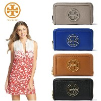 TORY BURCH ☆ AMANDA ZIP CONTINENTAL WALLET
