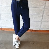 [zoozoom] Baggy jogger denim pants 2color / 25991