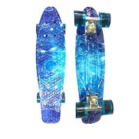 (DreamFair) DreamFair Cruiser Custom Penny Board Penny Graphic Complete Skateboard