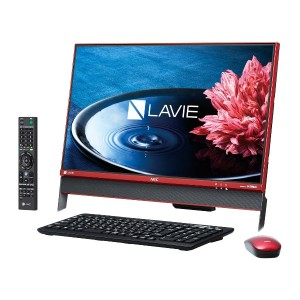 新品 NEC LAVIE Desk All-in-one DA370/EAR PC-DA370EAR.