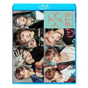 【Blu-ray】☆★BTS BEST PV COLLECTION★Not Today Spring Day Blood Sweat  Tears Fire
