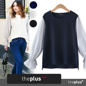 ★theplus★ Shirts Layered Top / High Quality / Korean Fashion / Layered / Shirts Detail / BasicStyle