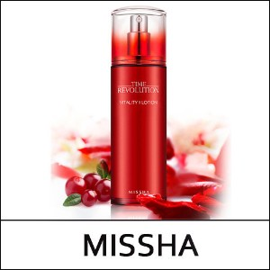 [MISSHA] Time Revolution Vitality Lotion 130ml