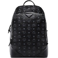 ★【MCM 正規品】★SS15 DUKE VISETOS MEDIUM BACKPACK★MMK5SDK04BK★【EMS無料発送】★