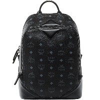 ★【MCM 正規品】★SS15 DUKE VISETOS SMALL BACKPACK★MMK5SDK05BK★【EMS無料発送】★