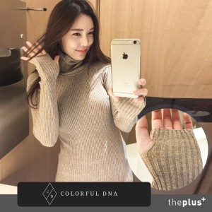 ★COLORFUL DNA★marion knit tee (5 color) / DESIGN BY KOREA /Korea famous fashion blogger Recommended...