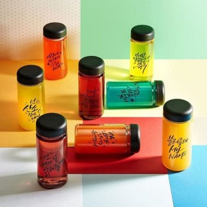 [Limited] SM TOWN COEX Artium SUM Official Cafe Calligraphy Bottle Collection