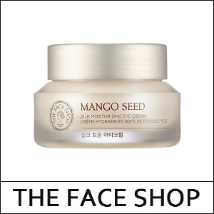 [THEFACESHOP] ★ Mango Seed Silk Moisturizing Eye Cream 30ml / The densely adhering moisture eye...