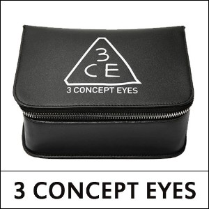 [3 CONCEPT EYES] Box Pouch / Cosmetic Case