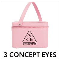 [3 CONCEPT EYES] Pink Rumour Mini Makeup Box / Cosmetic Box