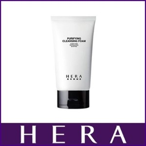 Korean Cosmetics The Golden Fishery [HERA] 泡クレンジングフォームを精製する (Homme Purifying Foam Cleansing Foam)