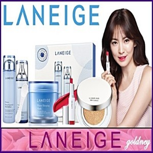 Korean Cosmetics The Golden Fishery [LANEIGE] NEW BB Cushion [Pore Control] SPF50+ PA+++ / BB...