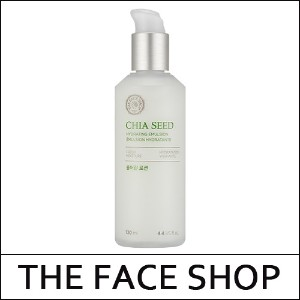 [THE FACE SHOP] THEFACESHOP ★ Chia Seed Hydrating Emulsion 130ml / Chia Seed Watery Lotion Upgrade