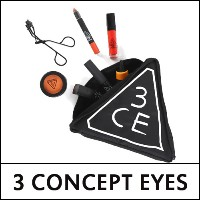 [3 CONCEPT EYES] Triangle Pouch 2 / Cosmetic Case