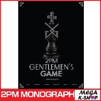 2PM - 2PM GENTELMENS GAME MONOGRAPH[限定版][MAKING BOOK (150p) + 1 DVD(45min) + PHOTO POSTCARD 6EA]...