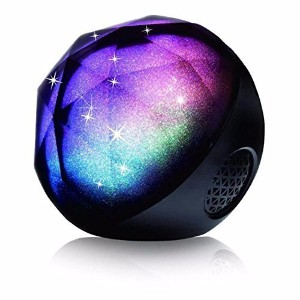 Ball Bluetooth Speaker ELEGIANT Wireless LED Color Changing Music Player Mobile Phone Remote Disco...