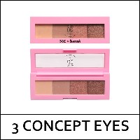 [3 CONCEPT EYES] 3CE BARBAPAPA EYESHADOW PALETTE #ETERNAL
