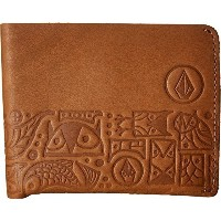 (Volcom) Volcom Men s Don Pendleton Wallet (Size:One Size|Color:Brown)