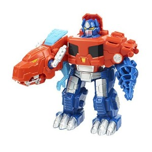(Playskool) Playskool Heroes Transformers Rescue Bots Optimus Prime Figure