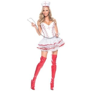 (Be Wicked) Be Wicked Costumes Women s Home Care Nurse Costume