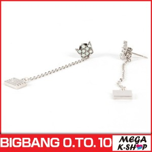 BIGBANG - BIGBANG VIP EARRING[BIGBANG THE CONCERT 0.TO.10 MD][公式グッズ][YG]
