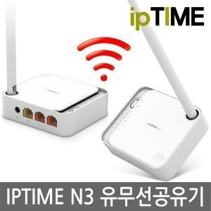 [Iptime] Wireless router / n3