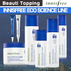 [Beauti topping]{INNISFREE} Eco Science Line