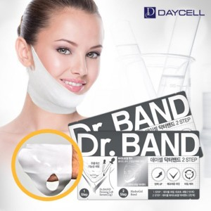 [DAYSELL] Dr. V BAND 2 STEP / Firming lifts Serum + Hydrogel Dr. Band / V-line lifting / Face...
