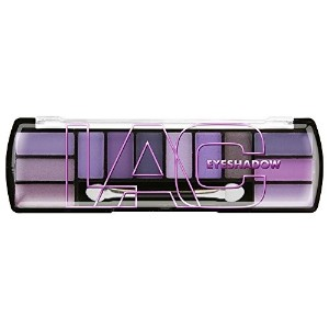 L.A. Colors 12 Color Eyeshadow Palette Popping Purple 0.1 Ounce