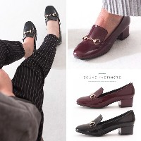 loafer st. pumps heel