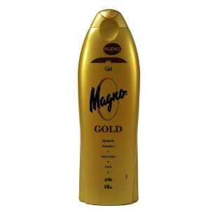 [アメリカ直送]Magno Gold Shower Gel 600ml