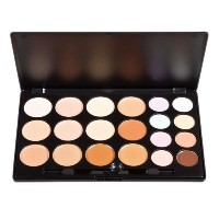 [アメリカ直送]20 Color Professional Cosmetics Cream Foundation Concealer Camouflage Makeup Palette