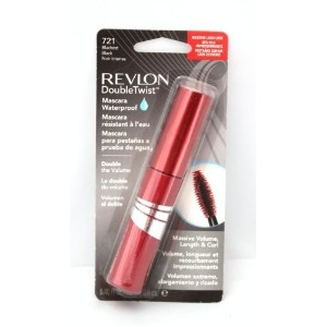 [アメリカ直送]Revlon Double Twist Mascara Waterproof Mascara