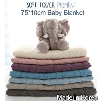 [Cotton Candy]Air conditioning blanket/Soft Touch Summer Cotton Stroller★Nap Blanket ★Portable Kids...