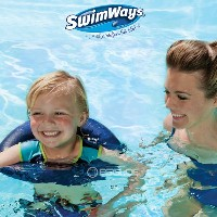 [SwimWays] Baby Kids Swim Sweater★Easy Wear Swimmer UV protection/Swimtrainer/Kids Swimming...