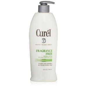 [アメリカ直送]Curel Fragrance Free Lotion 13 ounce